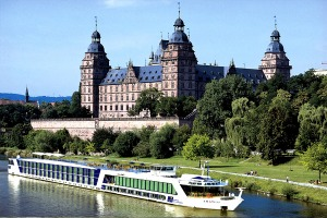 River cruises are a great way to see Europe.