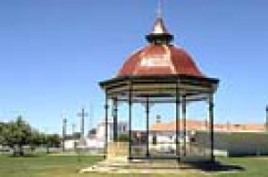 The bandstand in Millicent