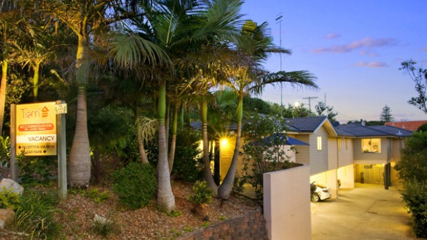 Redefined ... Tiarri at Terrigal Beach offers roomy, fuss-free comfort.