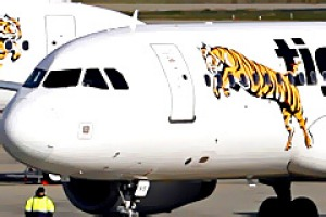 Claws out ... Tiger Airways dictates the use of a certain credit card.