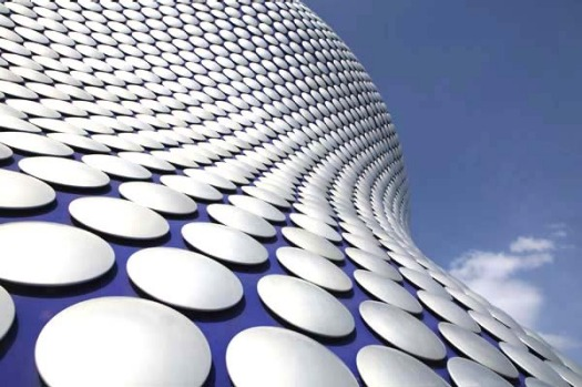 The Bullring Birmingham, England. The area is now home to not just the largest city-centre mall in Britain but also the ...