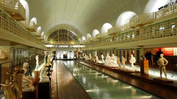 Next stop ... Lille's attractions include the museum La Piscine in nearby Roubaix.