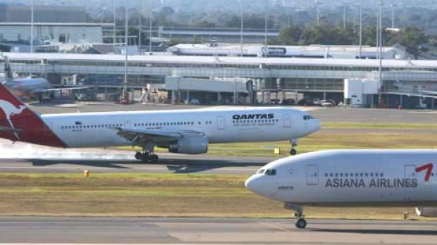 Qantas slipped to seventh place in the annual World Airline Awards, while Asiana was named the world's best.