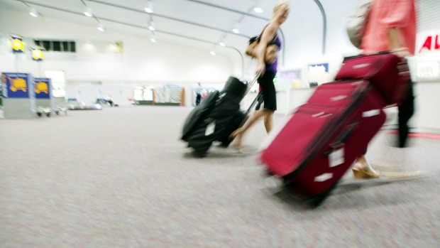 Travelers can pay a heavy price for purchasing retail items in airport terminals.
