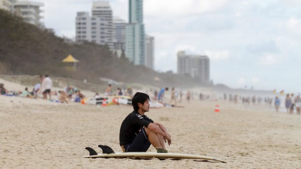 Politics aside, local operators and businesses in Queensland are counting on visitor spend to help keep them afloat.