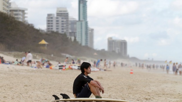 Gold Coast City Council wants visitors to double the amount of money they spend.