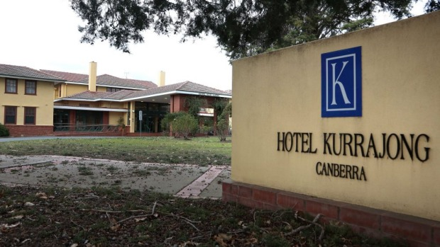 The Hotel Kurrajong, a heritage-listed art deco-styled property on National Circuit, was purchased from the ACT ...