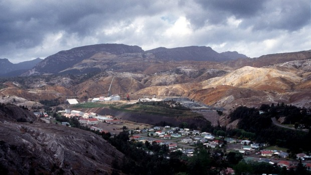 Tasmania's Mount Lyell mine has produced copper, gold and silver for more than 120 years.