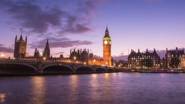 You can have a grand old time in London for $5000.