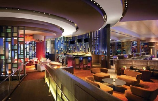 City Bar, Aria Hotel, CityCenter.
