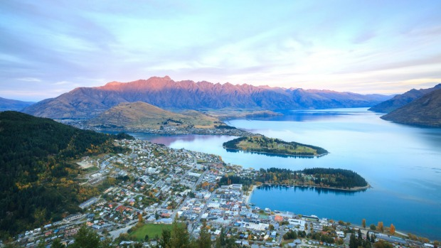 Queenstown, New Zealand: Stunningly beautiful, this Kiwi town is an adventure Mecca.