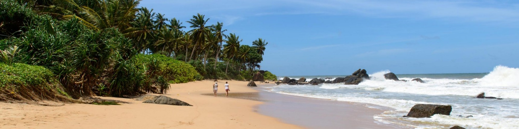 Sri Lanka, beach